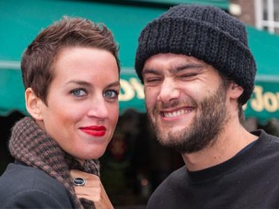 Marie & Nigel Doe