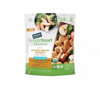 Perdue Simply Smart Organics Gluten Free Breaded Chicken Breast Nuggets