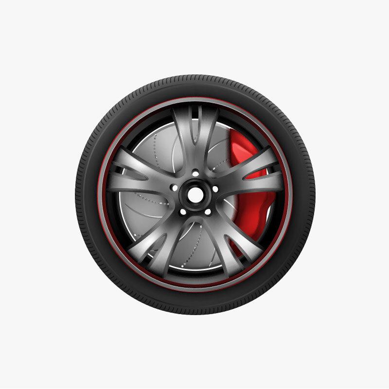 DOE Replica Wheels