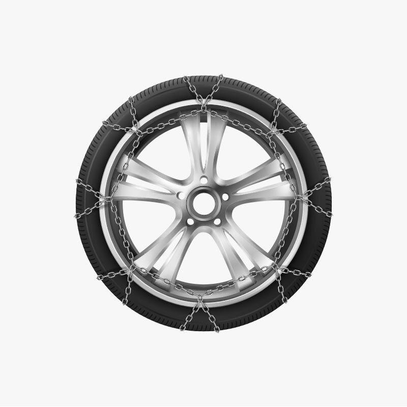 Winter Royal Black Tire
