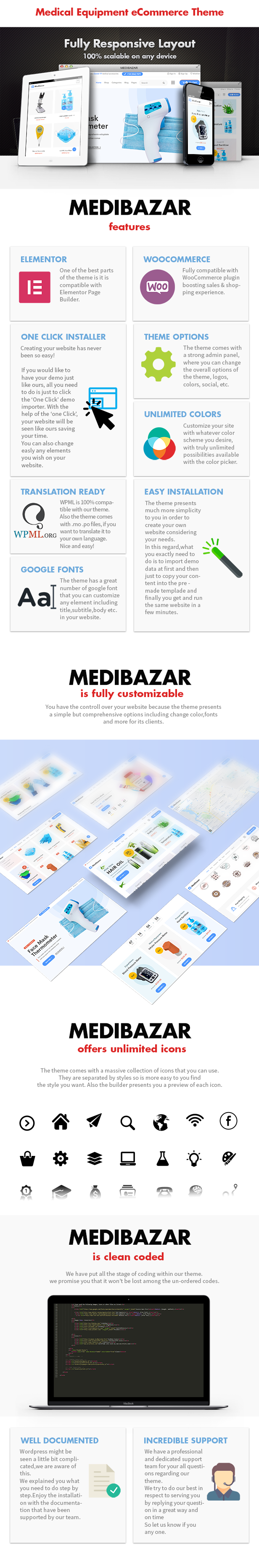 Medibazar - Medical WooCommerce Theme - 3