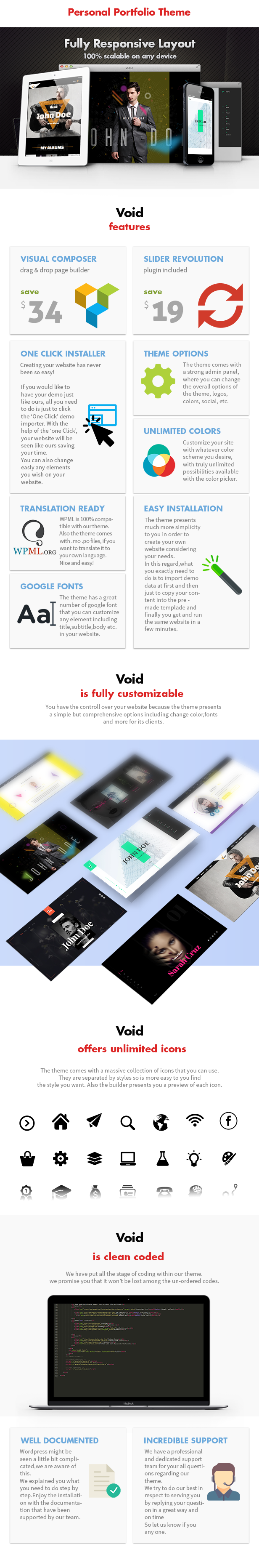 Void - Architecture and Personal Theme - 8